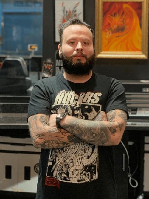 Anathan Soto - Tattoo Rockers - Estudio de tatuajes