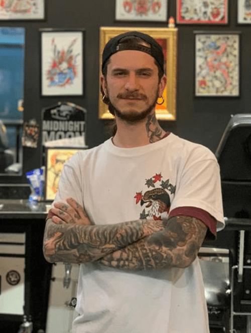 Cristian Silva - Tattoo Rockers - Estudio de tatuajes