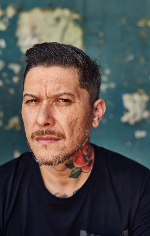 Marlon Parra - El tatuador de los famosos