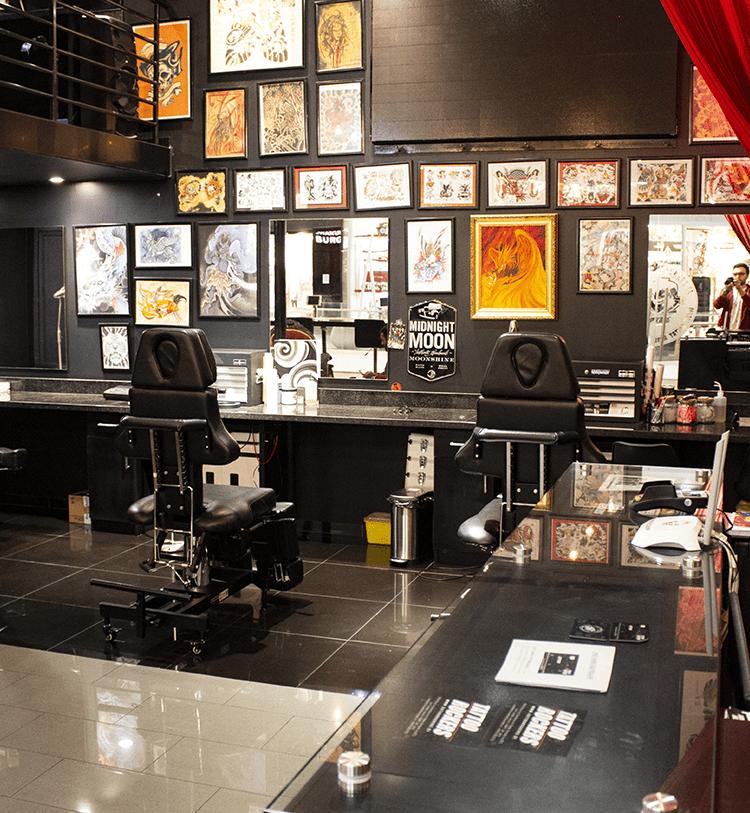 Sala Los Dominicos - Tattoo Rockers - Estudio de tatuajes